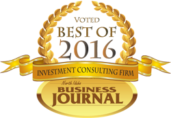 Best Investment Consulting Firm 2016